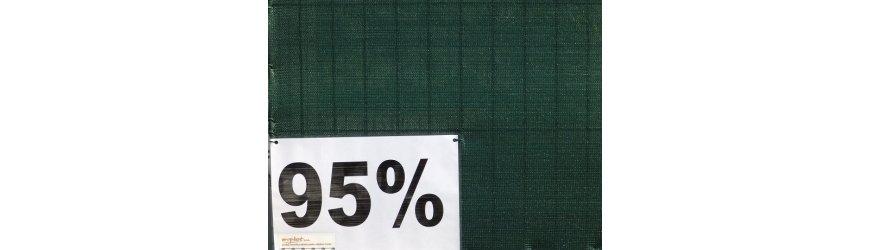 Tieniaca sieť GOLDTEX 95% tienivosť