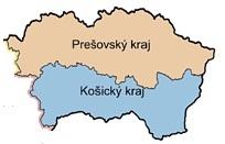 Doprava Prešovský a Košický kraj
